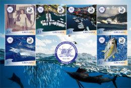Grenada   2019  Fauna  Spice Island  Billfish  Tournament ,fishing   I201901 - Grenada (1974-...)