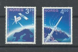 NORUEGA YVERT 1019/20  MNH  ** - Noruega