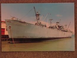 JEREMIAH O'BRIEN AT DOCK - Warships