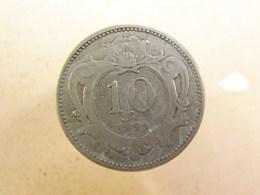 Monnaie. 7.  Autriche. 10 Heller 1894. - Autriche