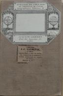 Carte Du Département Du Lot Par A.H. Dufour. - Geographical Maps