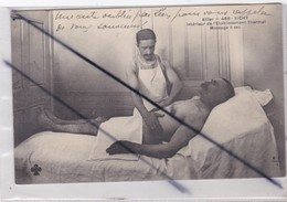 Vichy (03) Intérieur De L'établissement Thermal - Massage à Sec - Vichy