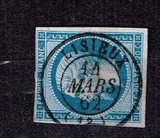 France Ancien Timbre à Identifier - 1862 Napoleon III