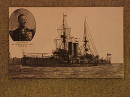 HMS KING EDWARD VII - Warships