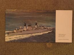 HMS BROADSWORD - Warships