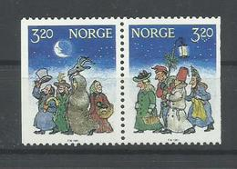 NORUEGA YVERT 1040a    MNH  ** - Noruega