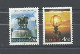 NORUEGA YVERT 1025/26    MNH  ** - Noruega