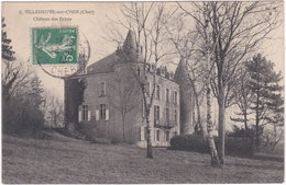 18. VILLENEUVE-SUR-CHER. Château Des Breux. 6 - Autres Communes