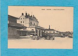 Dijon. - Cour De La Gare. - Dijon