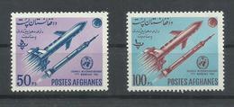 AFGANISTAN YVERT  693/94     MNH  ** - Afganistán