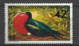 Calédonie Poste Aérienne N°  178 Oiseaux Frégata Minor (mâle)   Oblitéré  B/TB       ..   Soldé à Moins De 20 %  ! ! - Parrots