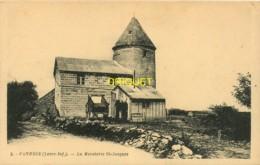 44 Pannecé, La Minoterie De St Jacques, Charrette, Agriculture, Moulin, Farine...., Belle Carte Pas Très Courante - Autres Communes