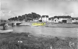 44 Mesquer, Le Pont Et Le Village De Kercabellec, Cliché Pas Très Courant - Mesquer Quimiac