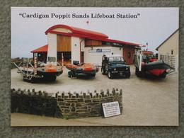 CARDIGAN POPPIT SANDS LIFEBOAT - Ships
