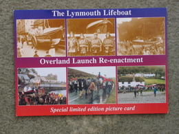 LYNMOUTH LIFEBOAT MULTIVIEW - Ships