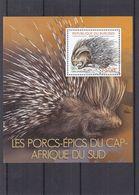 Hérissons - Burundi - COB BF 411 ** - MNH - Valeur 14 Euros - Burundi
