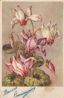 Anniversaire : Heureux Anniversaire : Fleurs ( Illustrateur à Définir ) - Cumpleaños