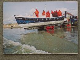 DUTCH LIFEBOAT GREETINGS CARD - Ships