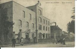 Pont-de-Chéruy-Usine Grammont - Pont-de-Chéruy