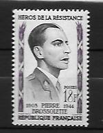 Héros De La Résistance - Ungebraucht