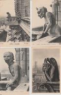 19 / 4 / 463  -  PARIS  - CATHÉDRALE   N. D.  -LOT  DE  32  CPA ( Dont  2 CPSM ) Toutes Scanées - Cartes Postales
