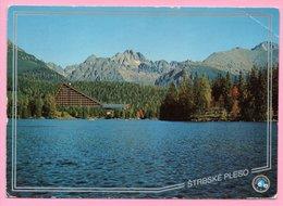 Postcard - The High Tatras - Štrbske Pleso, Czechoslovakia - Other