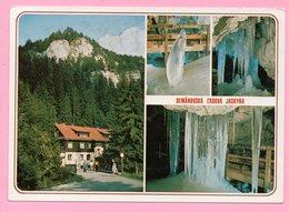 Postcard - Demanovska Ladova Jaskyna - The Cave, Czechoslovakia - Other