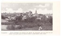 1924 - Iconographie - Gardouch (Haute-Garonne) - Vue Générale - FRANCO DE PORT - Non Classés