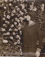 Among The Roses Botánica Botany Botanique Botanik Fonds Victor FORBIN (1864-1947) - Photographs