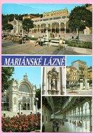 Postcard - Marianske Lazne, 1986., Czechoslovakia - Other