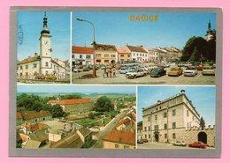 Postcard - Dačice, Czechoslovakia - Other