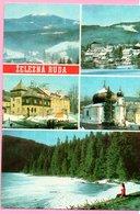 Postcard - Železna Ruda, 1984., Czechoslovakia (red Postmark) - Other