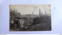 DUNEAU _ DOLMEN DE LA PIERRE COUVERTE    ………1B-344 - Autres Communes
