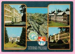 Postcard - Tatranska Polianka, Czechoslovakia - Other