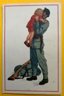 8561 - Armée SuisseDon National Pour Nos Soldats Et Leurs Familles - Guerre 1914-18
