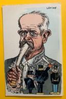 8565 -  Politique Caricature M.le Préfet Lépine - Personnages