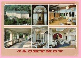 Postcard - Jachymov - Sanatorium Marie Curie Sklodowske, Czechoslovakia - Other