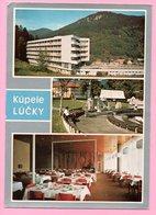 Postcard - Kupele Lučky, Czechoslovakia - Other