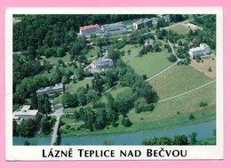 Postcard - Lazne Teplice Nad Bečvou, 1993.,  Czechoslovakia - Other