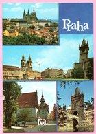 Postcard - Praha / Prague / Prag, 1974., Czechoslovakia - Other