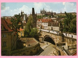 Postcard - Praha / Prague / Prag - Karluv Most, Czechoslovakia - Other