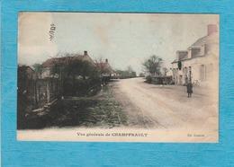 Vue Générale De Champfrault. - Petit Village. - France