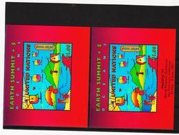 SRO176 UNO NEW YORK 1997 MICHL BLOCK 14 + 14 I Postfrisch Siehe ABBILDUNG - New York -  VN Hauptquartier
