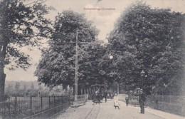184625Ginneken, Duivelsbrug Met Paardentram (poststempel 1908) - Other
