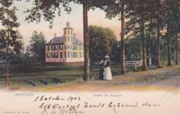 184692Ginneken, Kasteel Van Bouvigne (zie Hoeken Achterkant) - Netherlands