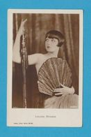 LOUISE BROOKS Carte Postale Vintage Originale ROSS Verlag 9 X 13 Cm  Movie Actrice - Acteurs