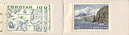 PIA - FAROER - 1975 : Carnet Di 2,00 Kr - Paesaggi  - (Un  L1) - Féroé (Iles)