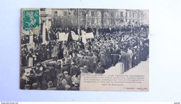 TROYES _ DEFILE DES MANIFESTANTS      … 1B - 268 - Troyes