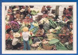 Guatemala; Chichicastenango; Vendedoras De Flores; Keine AK!! - Guatemala