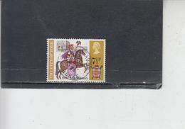 GRAN BRETAGNA  1971 - Unificato  644 -  York - 1952-.... (Elisabetta II)